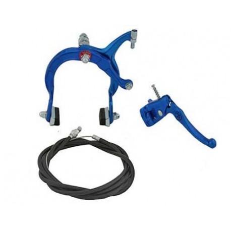 Mx Brake Rear Alloy Blue
