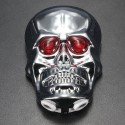 Skull Tail Light with Lasers