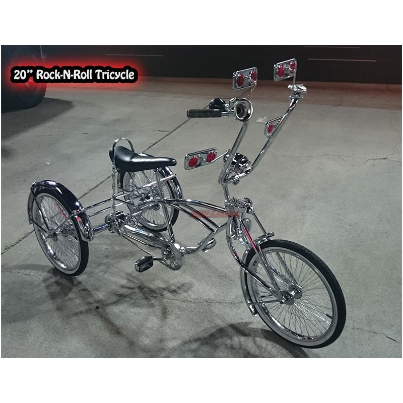 20 Quot Lowrider Trike Tricycle Rock In Roll