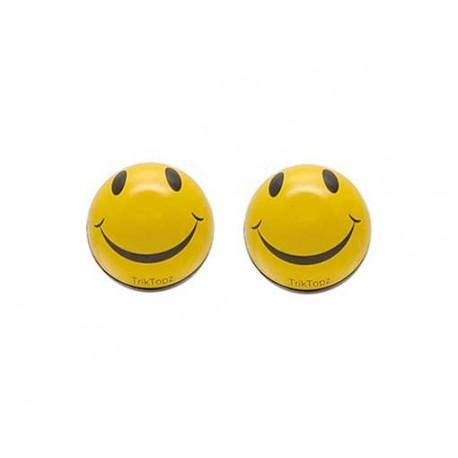 Smile Valve Caps