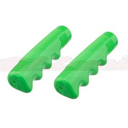Solid Green Lowrider Grips
