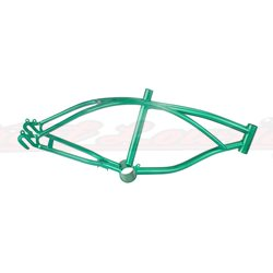 "16 "" Lowrider Frame Green"
