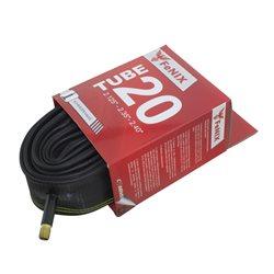 """Tube 20 X 2.125""""/2.35""""/2.40"""" 33mm Standard Schrader/Valve"""