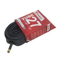 """Tube 27"""" x 1 1/8""""-1 1/4"""" 33mm Standard Schrader/Valve"""