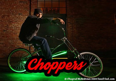 Street Lowrider Sells Chopper Bicycles and Bike parts!